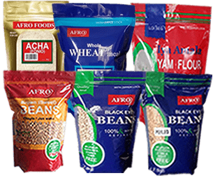 Afro diabetic food bundle