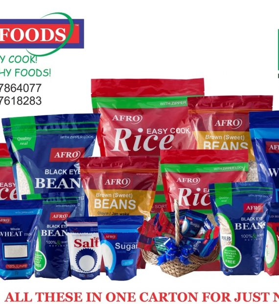 afrofoods hamper bundle