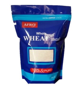 Afro whole wheatmeal