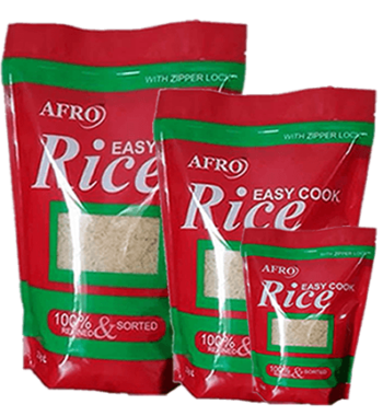 Afro foods rice
